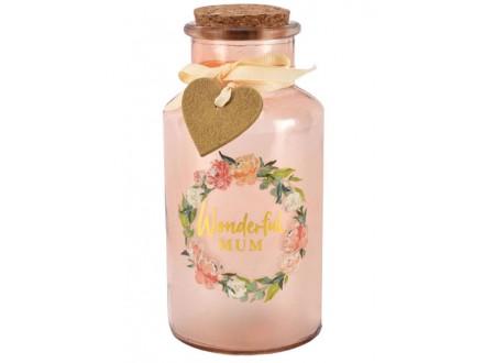 Lampa - Peaches &; Cream, Jar, Mum - Peaches &; Cream