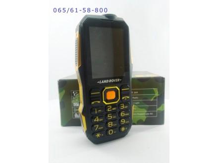 Land Rover telefon - dual sim - SIM free -Power bank
