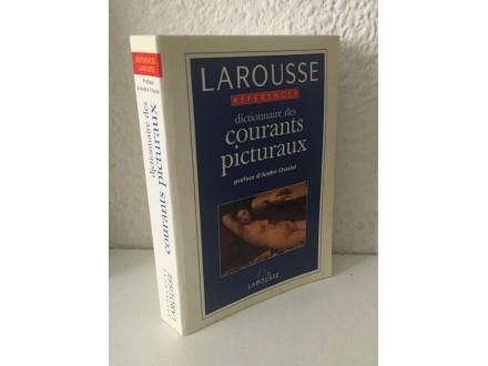 Larousse dictionnaire des courants picturaux