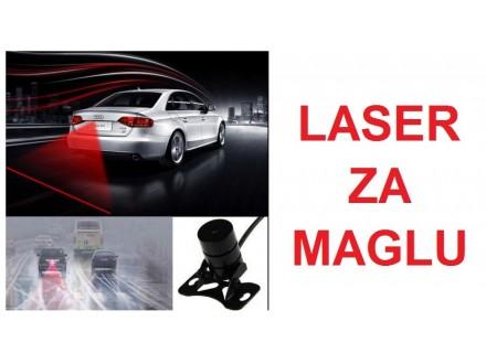 Laser za maglu - zadnja maglenka
