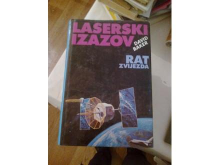 Laserski izazov - Rat Zvijezda - David Baker