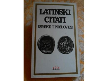 Latinski citati izreke i poslovice Srđan Javorina