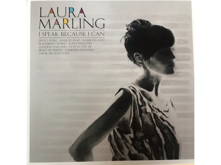 Laura Marling- i speak because i can