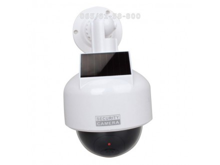 Lažna kamera-Solarna kamera-Video nadzor- Model 4