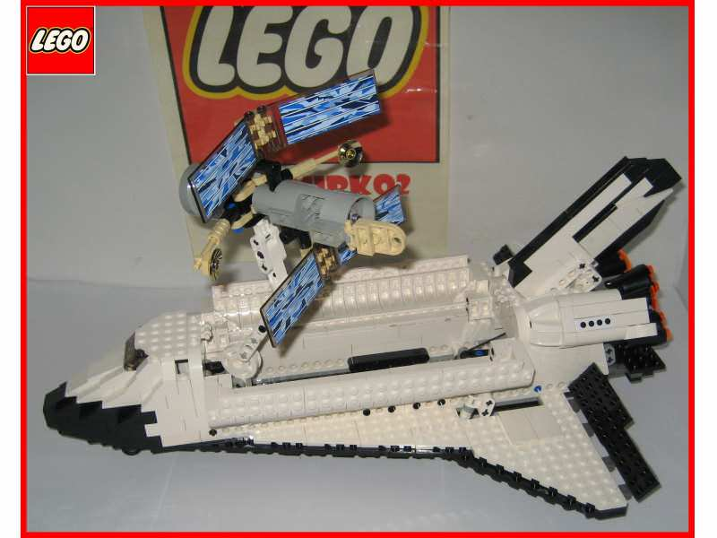 lego space shuttle discovery 7470 - photo #12