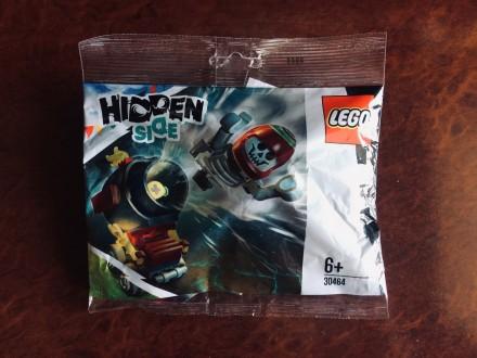 Lego El Fuego`s Stunt Cannon 30464 Neotpakovano