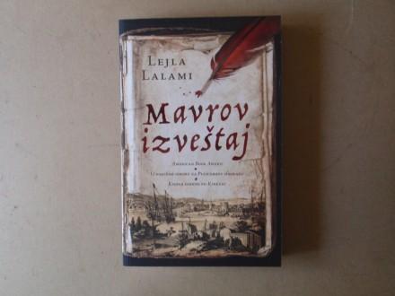 Lejla Lalami - MAVROV IZVEŠTAJ
