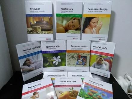 Leksikon prirodnih metoda liječenja u 12 knjiga NOVO