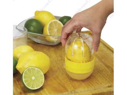 Lemon Matic cediljka za limun + BESPL DOST. ZA 3 ART.