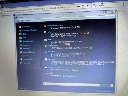 Lenovo IdeaPad 100 Maticna Ploca