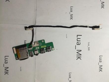 Lenovo ThinkPad u350 Audio i USB konektor