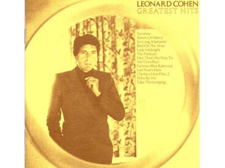 Leonard Cohen/Greatest Hits
