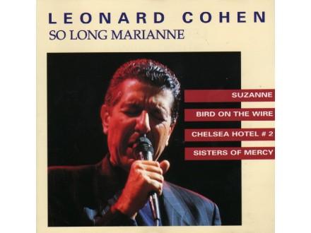 Leonard Cohen/So Long Marianne -Best Of 67-71