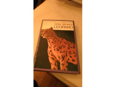 Leopard - Sesil Bedker