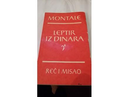 Leptir iz dinara - Montale