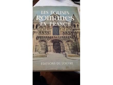 Les Eglises romanes en France