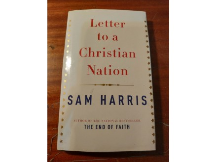 Letter to a Christian Nation Sam Harris