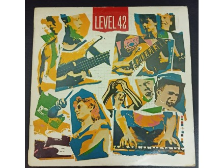 Level 42 - A Physical Presence 2xLP (PGP,1985)