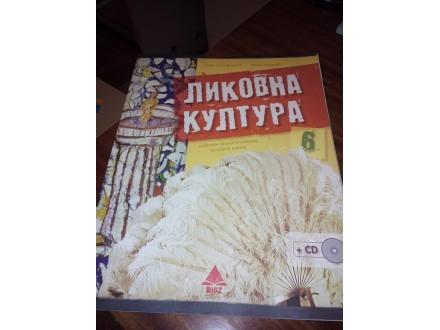 Likovna kultura 6 - Bigz - Gligorijević Aleksić