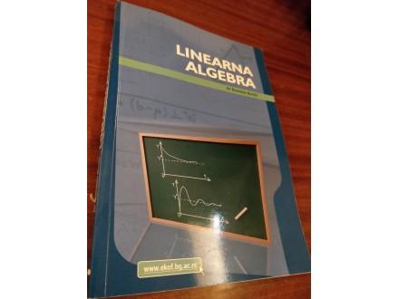 Linearna algebra Branislav Boričić