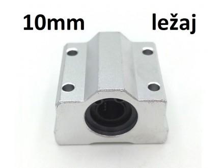 Linearni klizni lezaj sa kucistem 10mm CNC - SC10UU