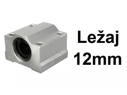Linearni klizni lezaj sa kucistem 12mm CNC - SC12UU