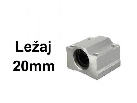 Linearni klizni lezaj sa kucistem 20mm CNC - SC20UU