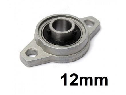 Linearni lezaj 12mm sa nosacem za montazu - KFL001