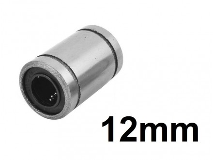 Linearni lezaj 12mm za CNC masine i 3D stampace LM12UU