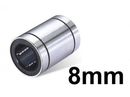 Linearni lezaj 8mm za CNC masine i 3D stampace - LM8UU