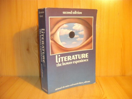 Literature the human experience