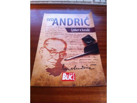Ljubav u kasabi Ivo Andrić