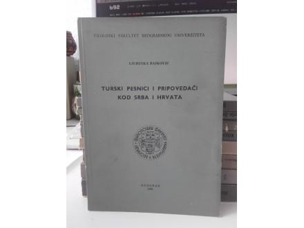 Ljubinka Rajković - Turski pesnici i pripovedači...