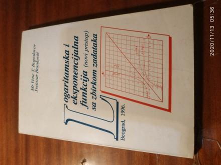Logaritamska i eksponencijalna funkcija sa zbirkom Vene