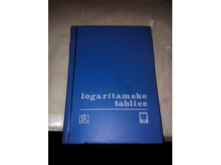 Logaritamske tablice