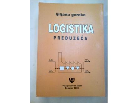 Logika preduzeća - Ljiljana Gereke