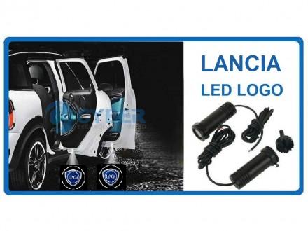 Logo za vrata - LANCIA - LED logo
