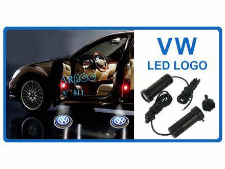 Logo za vrata - VW - LED logo