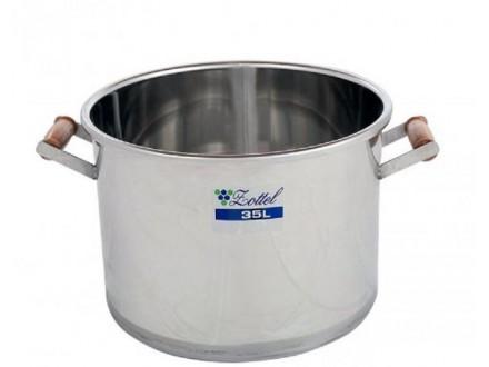 Lonac za kuvanje INOX 35L