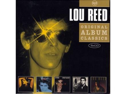 Lou Reed-Original Album Classics