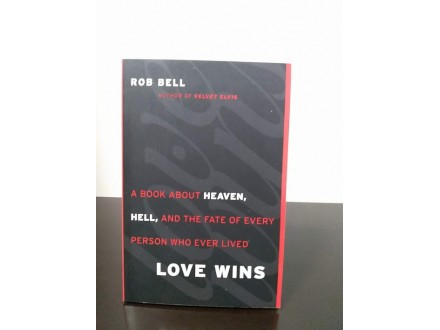 Love Wins, Rob Bell