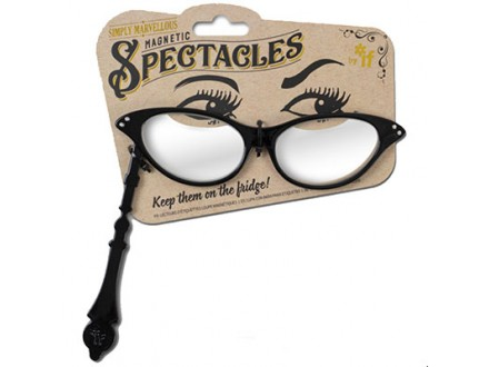 Lupa - Simply Marvellous, Magnetic Spectacles, Black Diamante