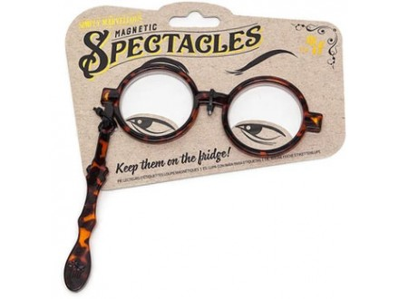 Lupa - Simply Marvellous, Magnetic Spectacles, Tortoiseshell Round
