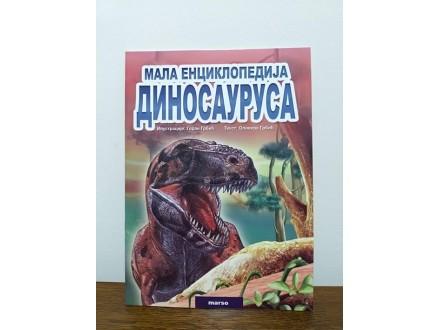 MALA ENCIKLOPEDIJA DINOSAURUSA Olivera Grbić