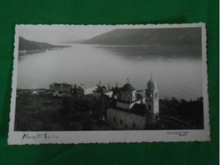 MANASTIR SAVINA  Herceg-Novi 1936.g