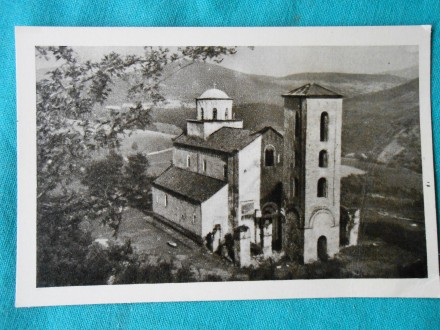 MANASTIR SOPOĆANI KOD NOVOG PAZARA- /XVI-11/