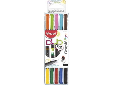 MAPED Graph`Peps Fine liner Duo 749250