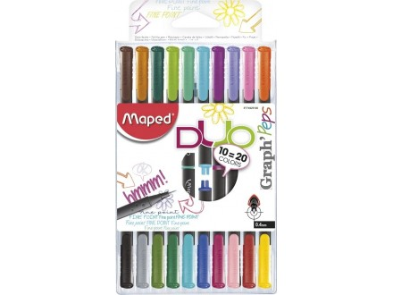 MAPED Graph`Peps Fine liner Duo 749251
