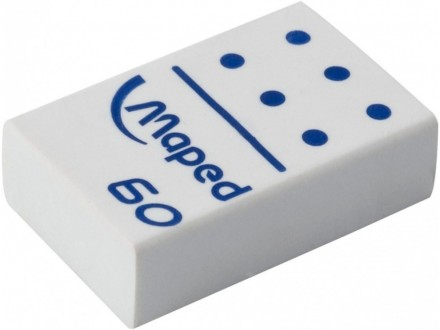 MAPED Gumica Domino 60 511260