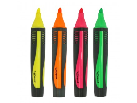 MAPED Signir Peps Fluo MAXI 74293